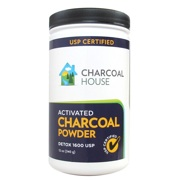 Photo of Charcoal House DETOX 1600 Coconut Activated Charcoal Powder