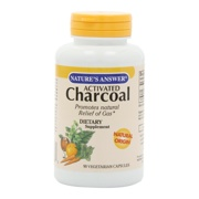 Photo of Nature's Answer Activated Charcoal (Veggie Capsules)