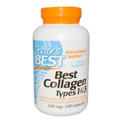 Photo of Doctor's Best Best Collagen Types 1 & 3 (Capsules)