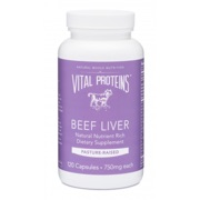 Photo of Vital Proteins Desiccated Liver (Gelatin Capsules)