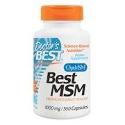 Photo of Doctor's Best Best-MSM (Gelatin Capsules)