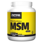 Photo of Jarrow Formulas MSM (Powder)