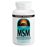 Photo of Source Naturals MSM (Powder)