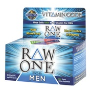 Photo of Garden of Life Vitamin Code Raw ONE (Men's Formula)