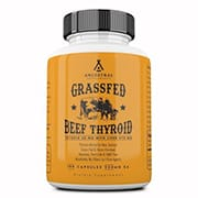 Photo of Ancestral Supplements Grassfed Beef Thyroid