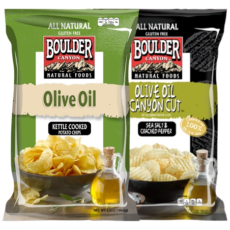 Photo of Boulder Canyon Olive Oil Potato Chips