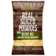 Photo of Kettle Brand Olive Oil Real-Sliced-Potatoes Potato Chips