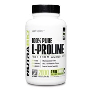 Photo of NutraBio L-Proline (Veggie Capsules)