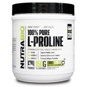 Photo of NutraBio L-Proline (Powder)