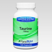 Photo of PureBulk Taurine (Gelatin Capsules)