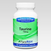 Photo of PureBulk Taurine (Veggie Capsules)