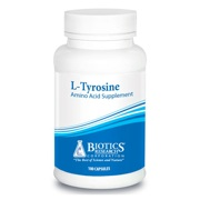 Photo of Biotics Research L-Tyrosine (Gelatin Capsules)