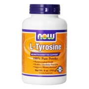 Photo of NOW Foods L-Tyrosine (Powder)